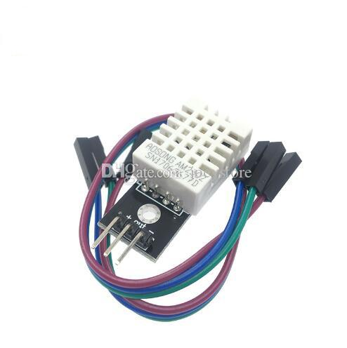 1PC DHT22 single-bus digital temperature and humidity sensor module electronic building blocks AM2302 for arduino High Quality
