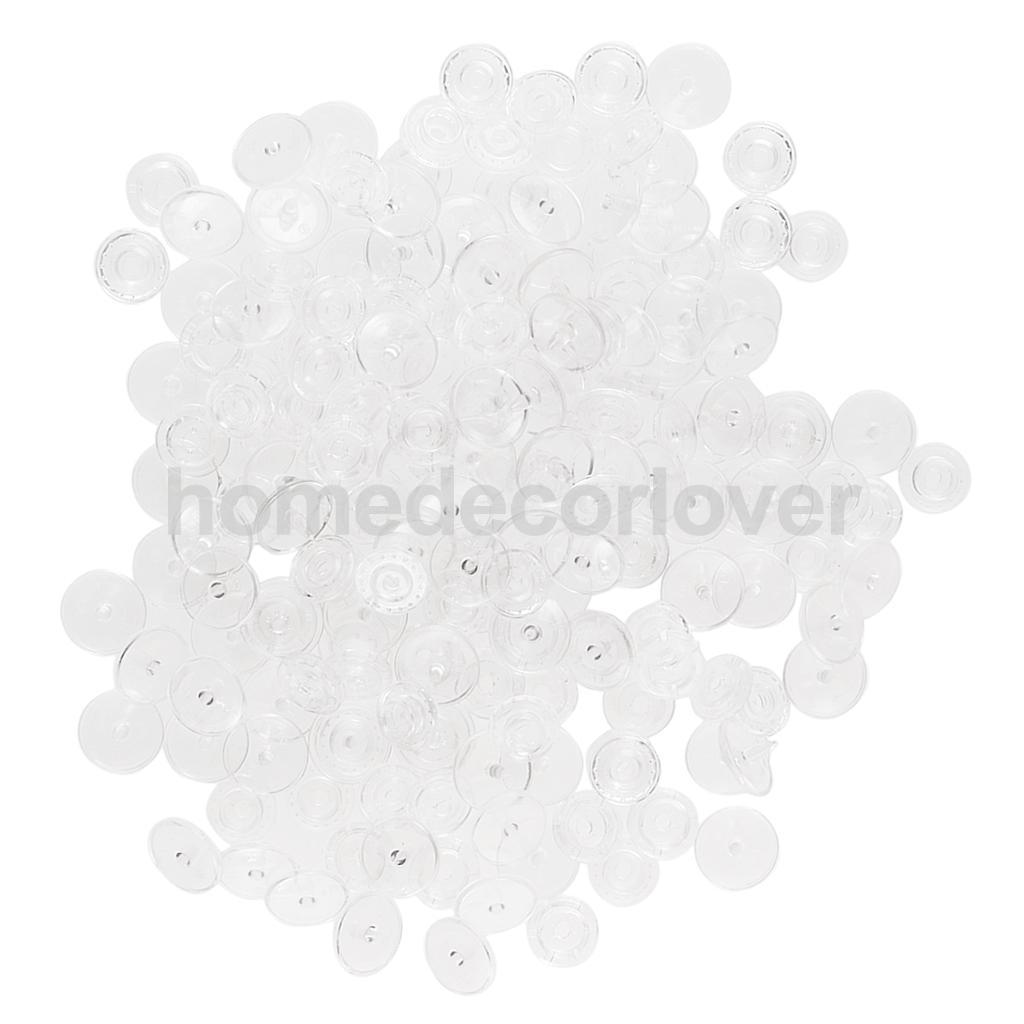 Clear Resin Snap Buttons Plastic Snaps Fasteners Press Studs Size T5 Caps  UK 2019 From Luckyrainbow_kz, UK $&Price