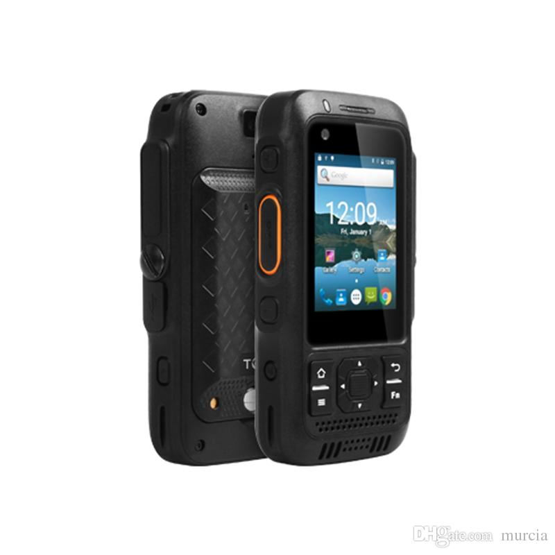 Tk1000 2.4 Inch Android 3600mAh MTK6735T Quad Core 1G+8 Smartphone Dual Camera Global Version 3600 Battery