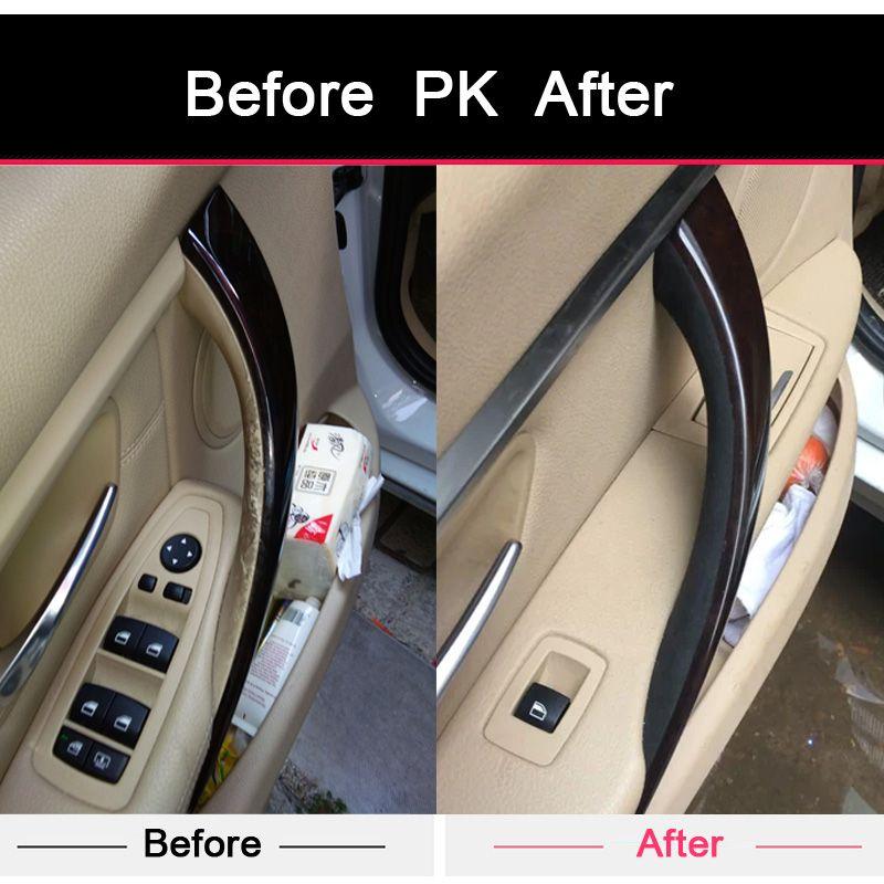 car inner door handle cover /car inner door handle cover for F30/F35 car interior trim for BMW Series 3 f30/f35