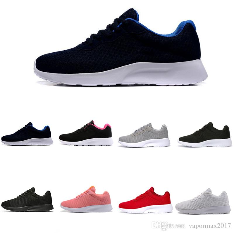 nike roshe run one shoes Comercio al por mayor London 3.0 3s negro azul con símbolo blanco para hombre women Running Zapatillas Unisex Zapatillas light mesh london 3 Olympics
