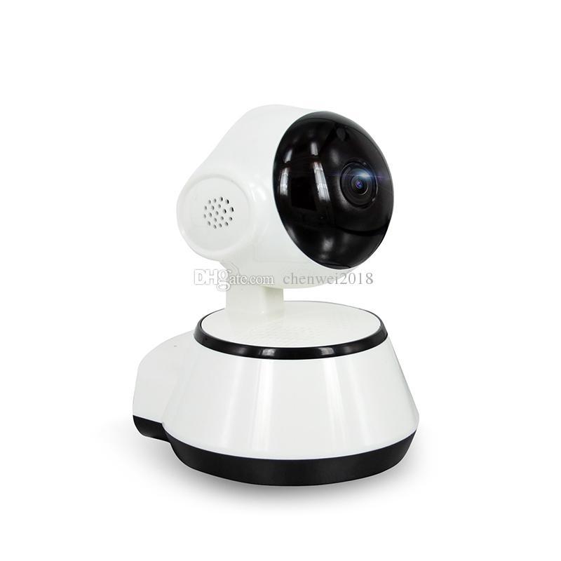 Wifi Home Security IP câmera FULL HD 720P IR Night Vision Baby Monitor de rede sem fio Vigilância CCTV Camera X9100C-PH36