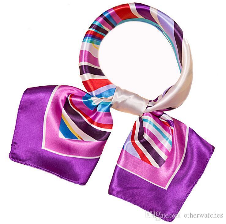 Профессиональная одежда печатные площади полотенце комбинезоны декоративные шарфы шарфы