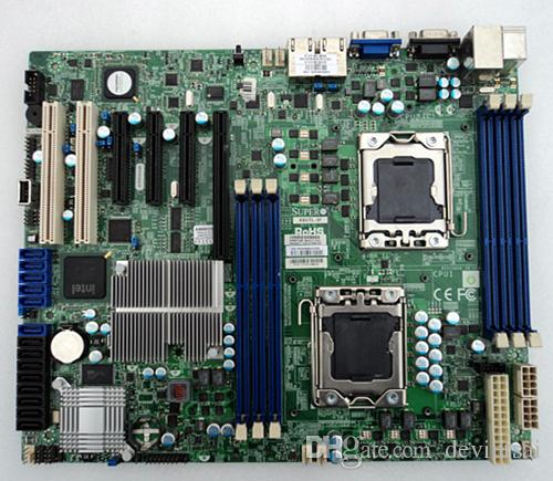 Server Motherboard For SuperMicro X8DTL-3F Dual x58 LGA1366 System Mainboard