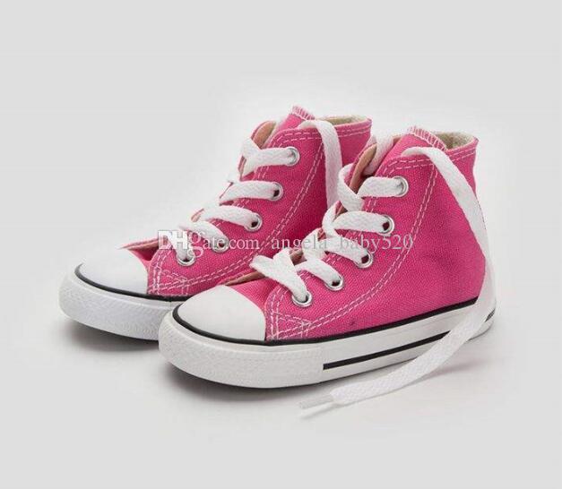 Kids Canvas Shoes Fashion