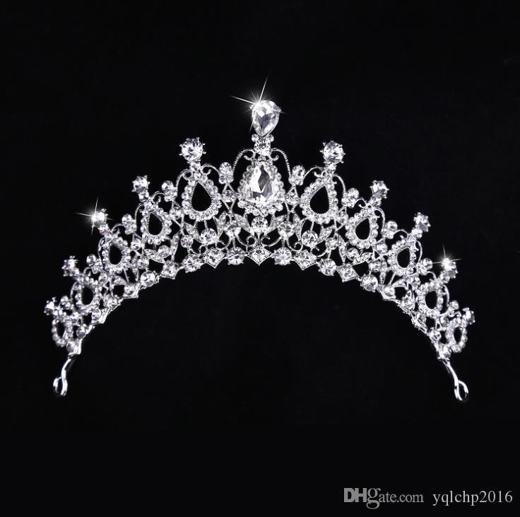 I gioielli con diamanti in lega corona più venduti, sposa corona sposa