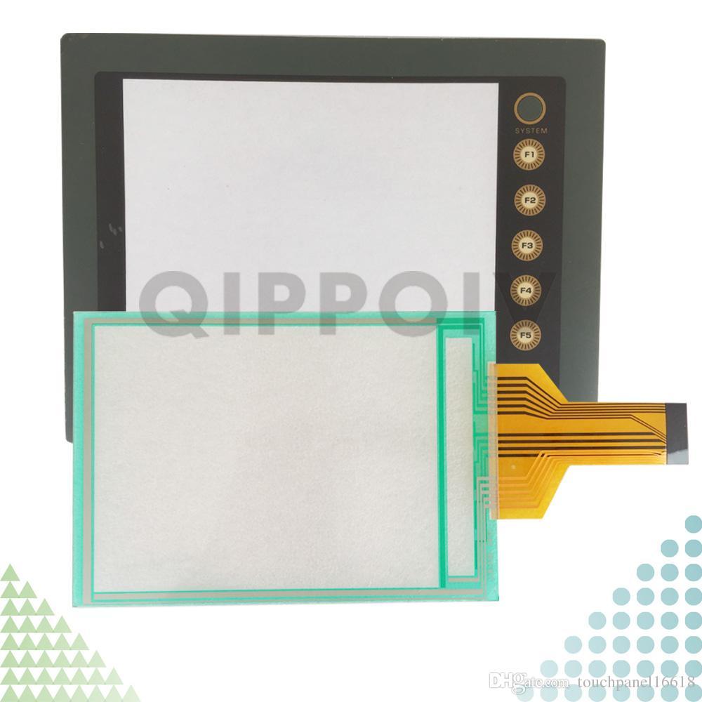 V606EM10 V606CD V606C10 V606EM V606EM20 Новый сенсорный экран HMI PLC с сенсорным экраном и передней этикеткой