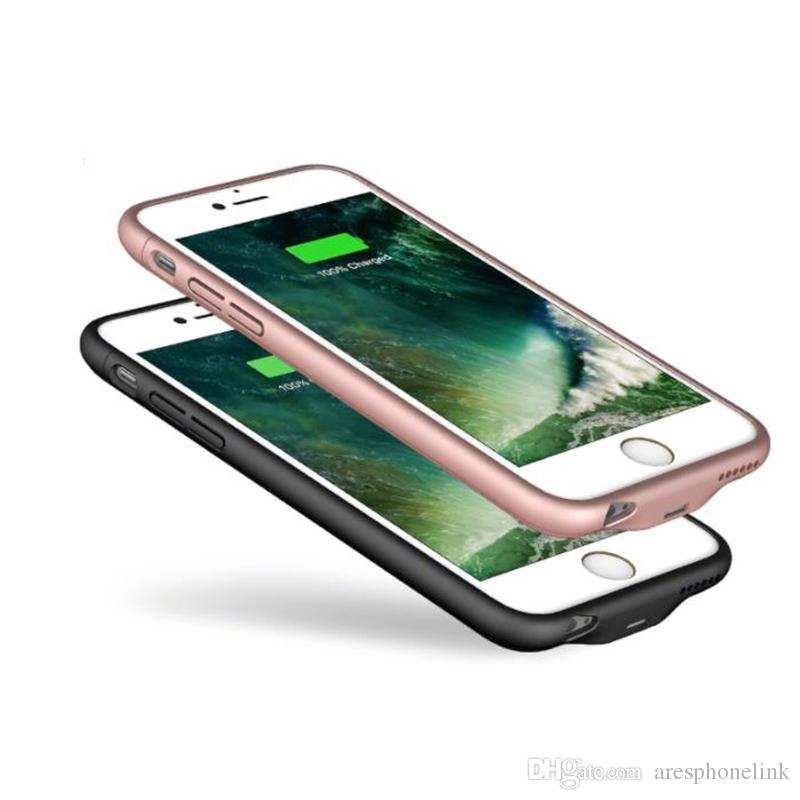 For iphone 6 battery case with rechargeable portable extended battery protective case for iphone 6 charger case