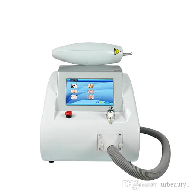 clinical beauty tattoos removal Touch screen Q switched nd yag laser beauty machine tattoo removal Scar Acne removal 1000w
