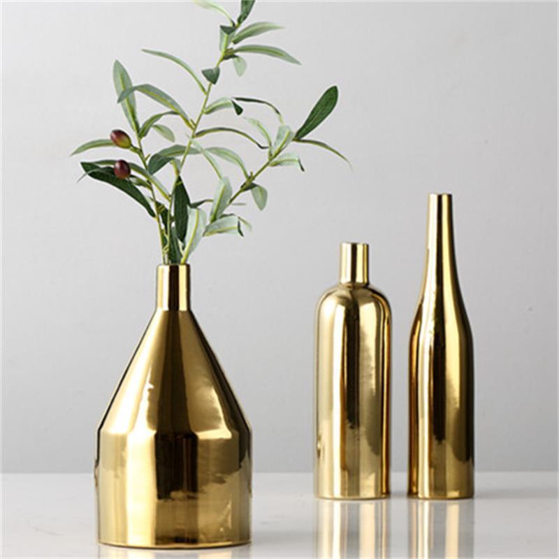 Egg Shaped Transparent Wall Hanging Vase Plant Flower Glass Bottle Home Decor BG