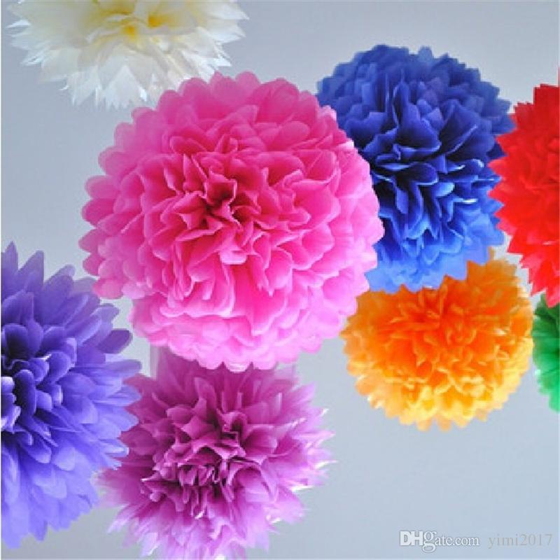 Easy Way To Make A 3D Paper Flower Ball | UsefulDIY.com | 800x800