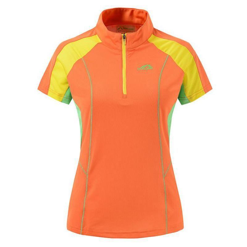 Women Outdoor Sport Hiking Climbing Fishing T Shirt Basketball Running Shirt Soccer Camiseta Quick Dry Fitness Shirts Hiking T-shirts