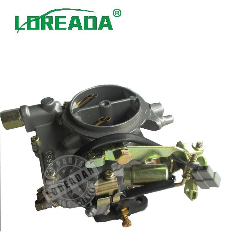 الكربوهيدرات المازج لTOYOTA 5K محرك رافعة شوكية 89- 83- كورولا Liteace 21100-13420 2110013420 H6650 السيارات الدراجات النارية إمدادات الوقود