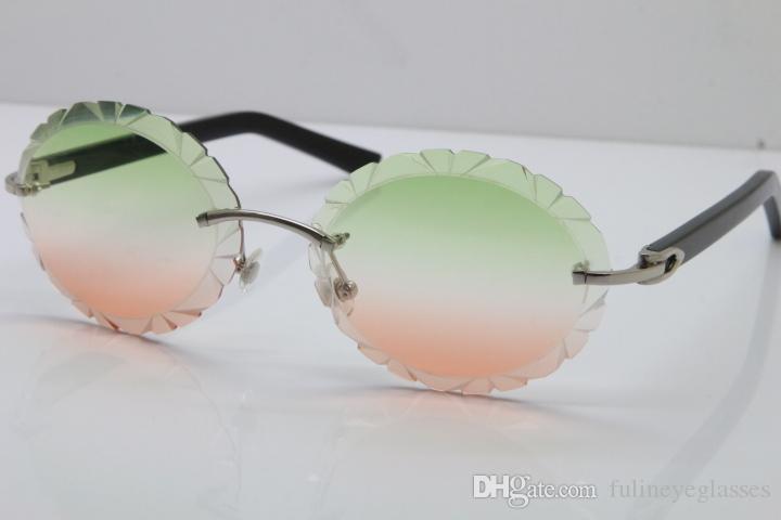 Бесплатная доставка Plank Mix Металл очки без оправы 8200761 Резных Тримминговочного объектив Винтажных солнцезащитных очков Горячих Оптовых очков на открытом воздухе вождение очков