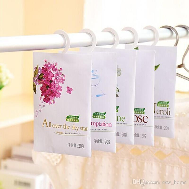 Fresh Air Duft Duft Home Kleiderschrank Schublade Auto Parfüm Sachet Tasche Aromatherapie Paket für Home Car