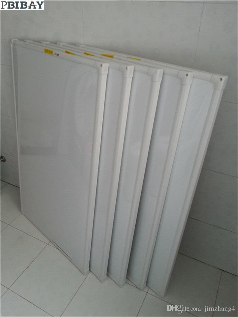 MY2-3, 500W, 60 * 100 cm, 2 pçs / lote, longe-infravermelho de montagem na parede de cristal! Confortável, parede quente, aquecedor infravermelho, aquecedor de cristal de carbono, bom para o corpo,