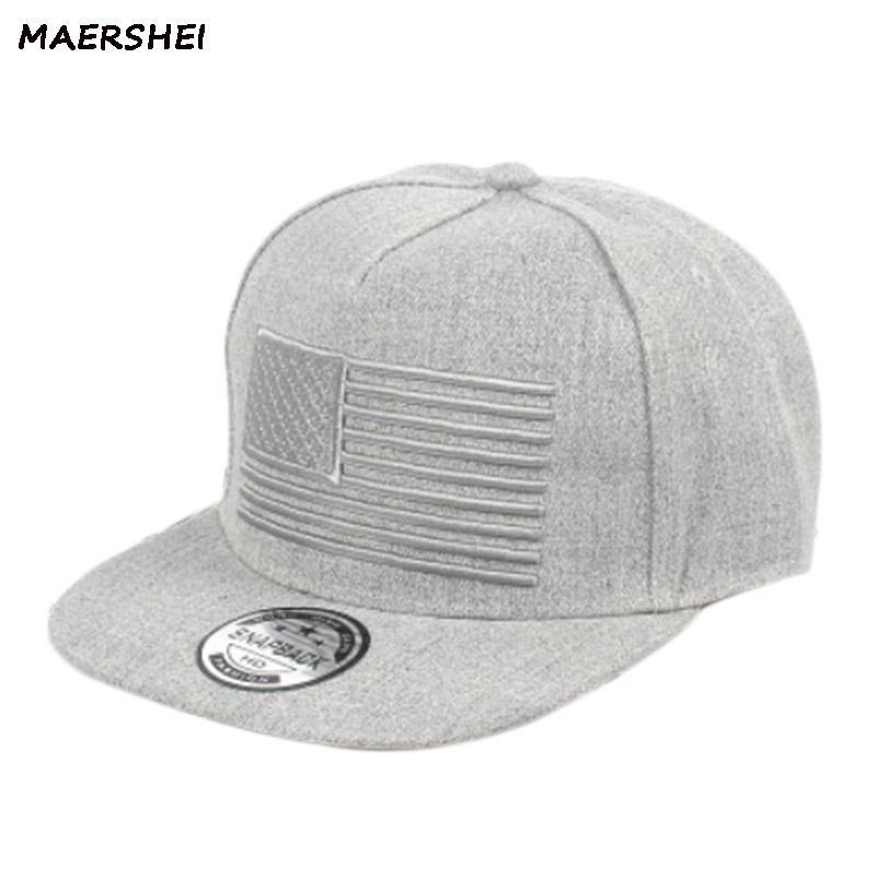 Maershei 2018 Nowe czapki Snapback Kids Hat Casual Children Casquette Hip Hop Hat Cover-Child Cap