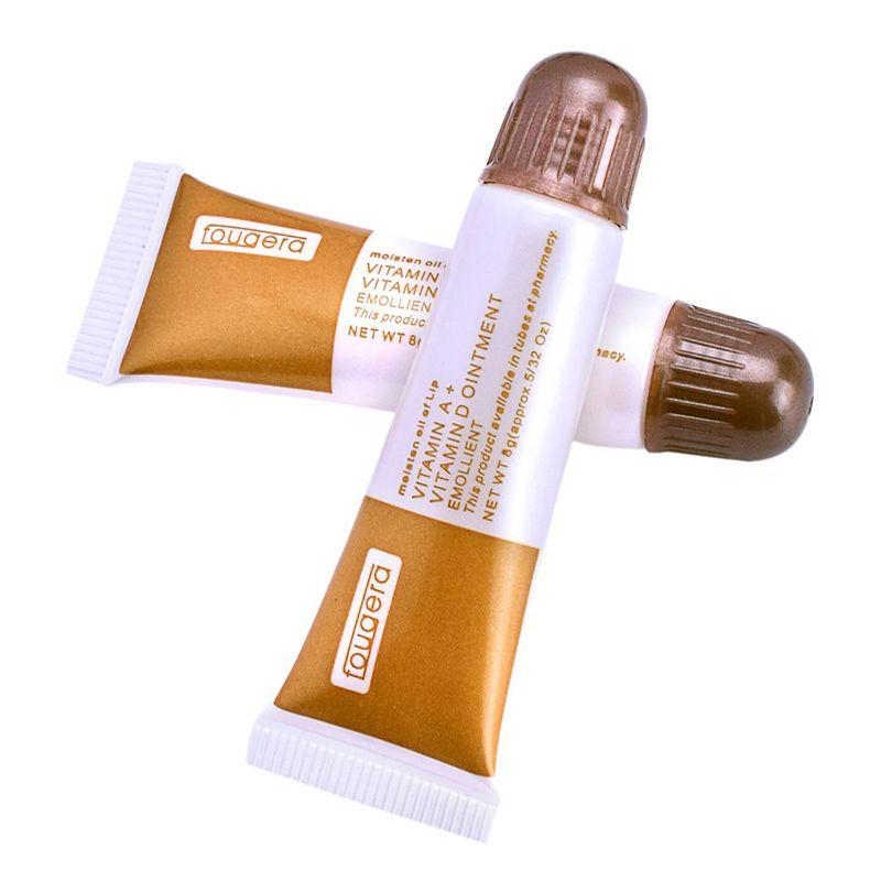 100 pcs preço Barato de Alta Qualidade Maquiagem Permanente Sobrancelha Lip Tattoo aftercare Vitamina AD Pomada no tubo PMU repair