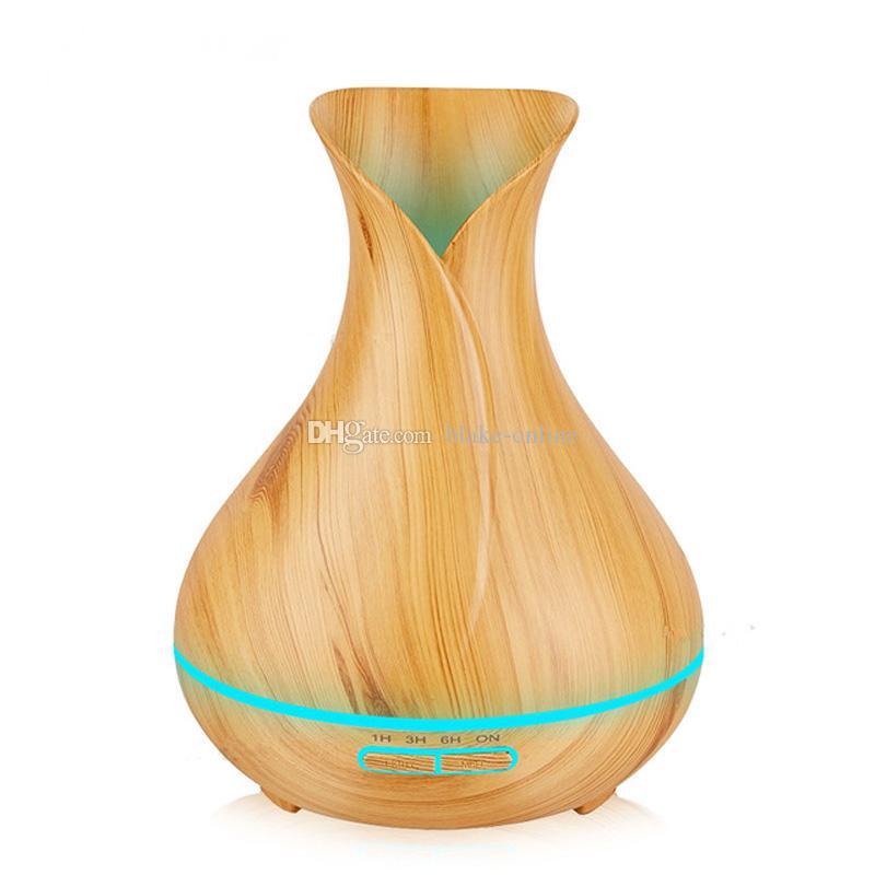 300 ml Luftbefeuchter Ultraschall Diffuser Aromatherapie Öle Luftbefeuchter DHL