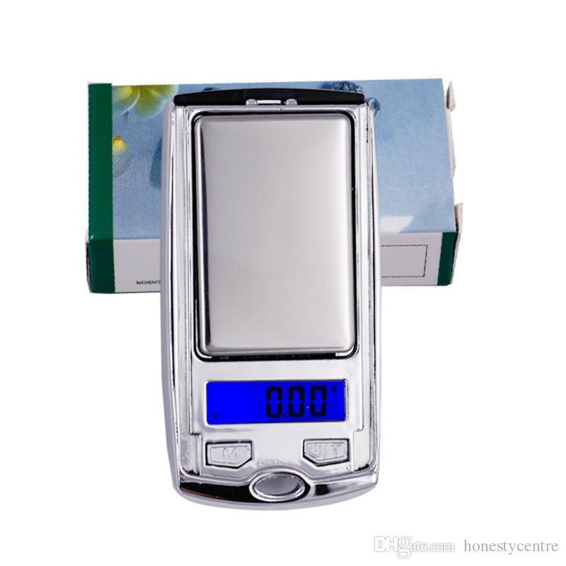 جودة عالية أصغر مفتاح السيارة 200 جرام دقة 0.01 جرام الرقمية مجوهرات الماس الرصيد الكهربائية مقياس وزنها