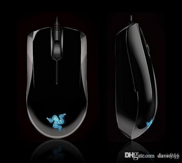Factory Cheap USB WIRED GAMING GAME MOUSE FOR PC COMPUTER LAPTOP GAMER working