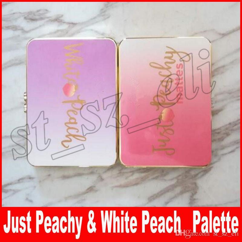 Nova Maquiagem Branco Pêssego 12 Cores Apenas Peachy paleta da sombra multi-dimention fosco sombras de olho paletes pêssego sombra doce