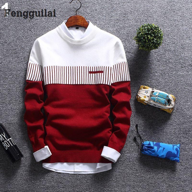 Nueva moda coreana Cardigan Sweater Jumper Knit Pullover Coat manga larga suéter L18100803