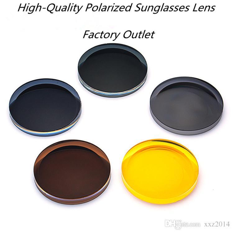 أزياء النظارات الشمسية القيادة المعتادة عدسة 1.49 الاستقطاب العدسات المستقطبة نظارات وصفة طبية 0 --- -6.00 سعر الجملة