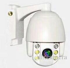 Mini Wireless Outdoor 1080P 2Mp Full HD 5X optical zoom Pan/Tilt IP IR Audio Video Dome Camera with SD slot and mobile's APP WIFI PTZ camera