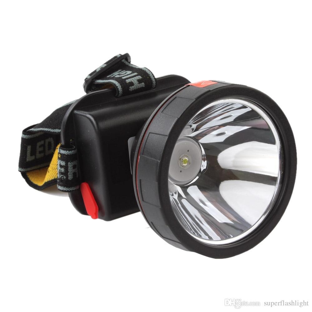 3000 lumens bandeau rechargeable LED phare phare torche avec batterie intégrée + chargeur LHL_50T