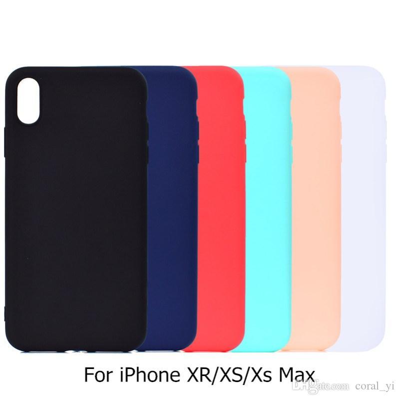 IPhone XS Max Coque (6.5