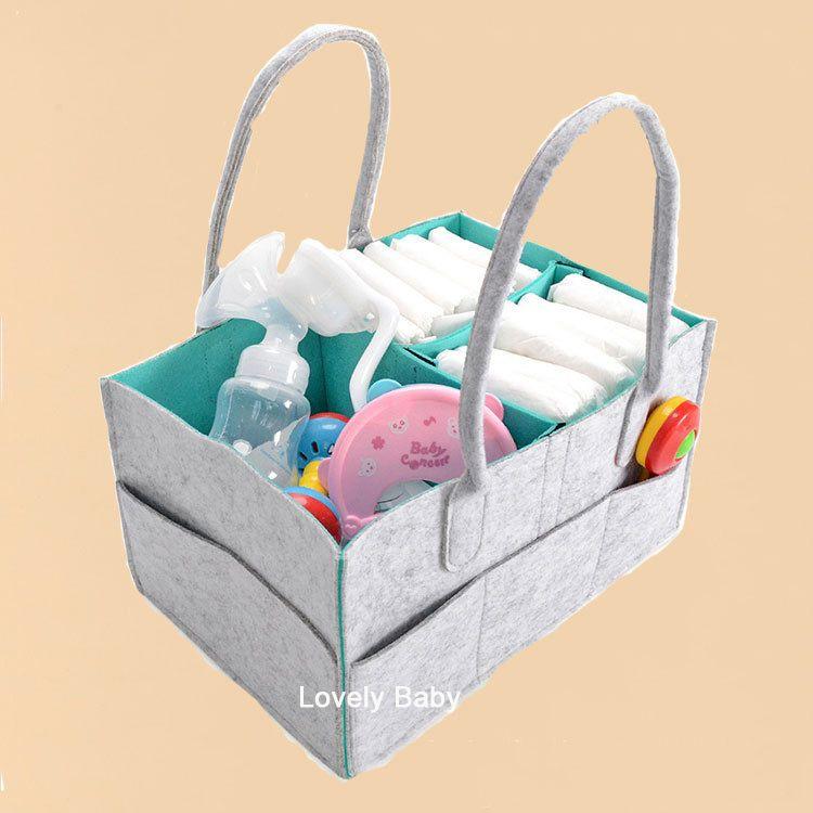 Wholesale 11* Baby Diaper Nappy Changing Bag Mummy Handbag organizer makeup lots