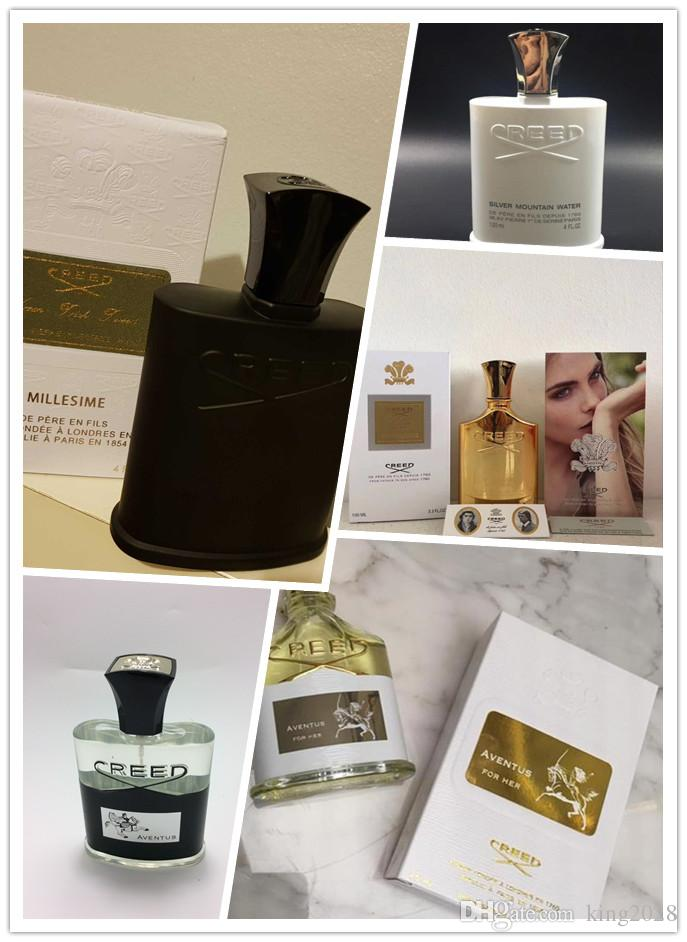 Top quality perfume Creed Aventus for men women cologne perfume with long lasting time good smell
