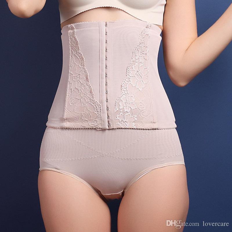 Women corset Postnatal waist seal Abdomen thin waist Belt belt Belt Female abdomen Corset 2 color free shipping