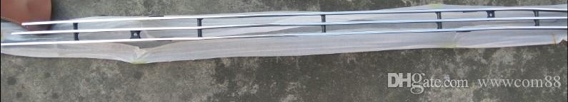 High quality Car-Styling Car Accessories Front Grille Around Trim Head Grill Trim For Hyundai Sonata 2011 2012 2013