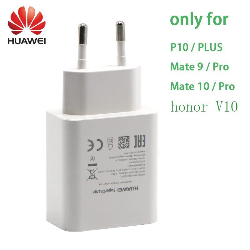 Оригинальный Huawei Мат 9 10 Про Р10 Р20 Плюс Про Честь В10 Перегружать Быстрое Быстрое Супер Зарядное Устройство 4.Тип-C 5V5A USB 3.0 Тип C кабель