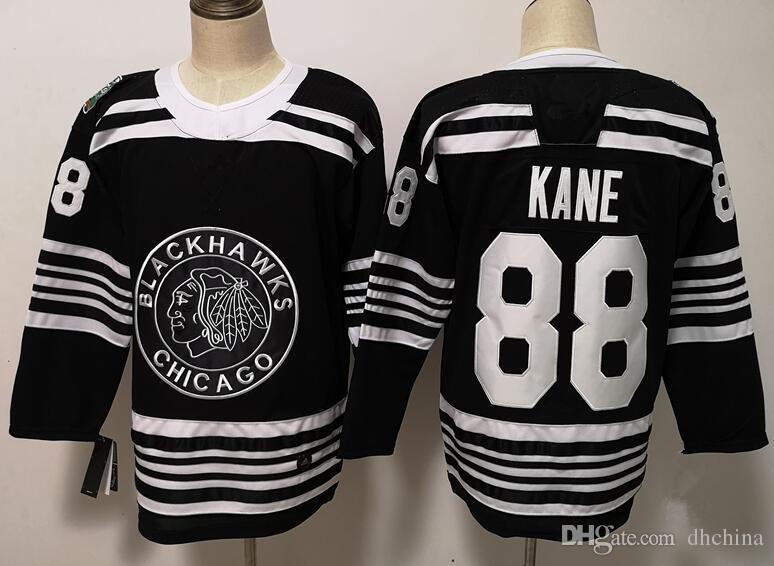 2021 New Chicago Blackhawks #19 Toews #88 Kane #12 Alex DeBrincat ...