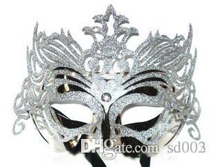 Masque De Mascarade Halloween De Noël Vénitien Danse Fête Masques Facile Carry Pratique Une Variété De Couleurs Roman 1 3mj cc