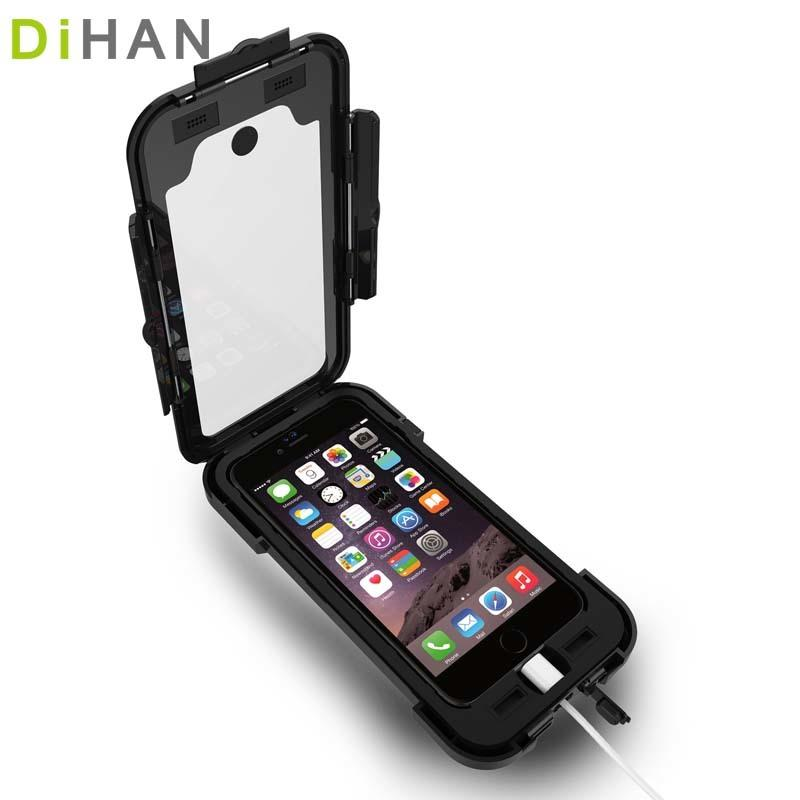 360 ° étanche Vélo Mount Holder Téléphone Étui Housse Pour Téléphone portable FR