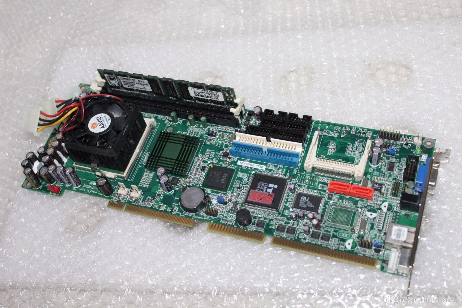Промышленная доска оборудования в количестве 2 интерфейс SATA роки-3786EV-РС-в R40 версия:4.0