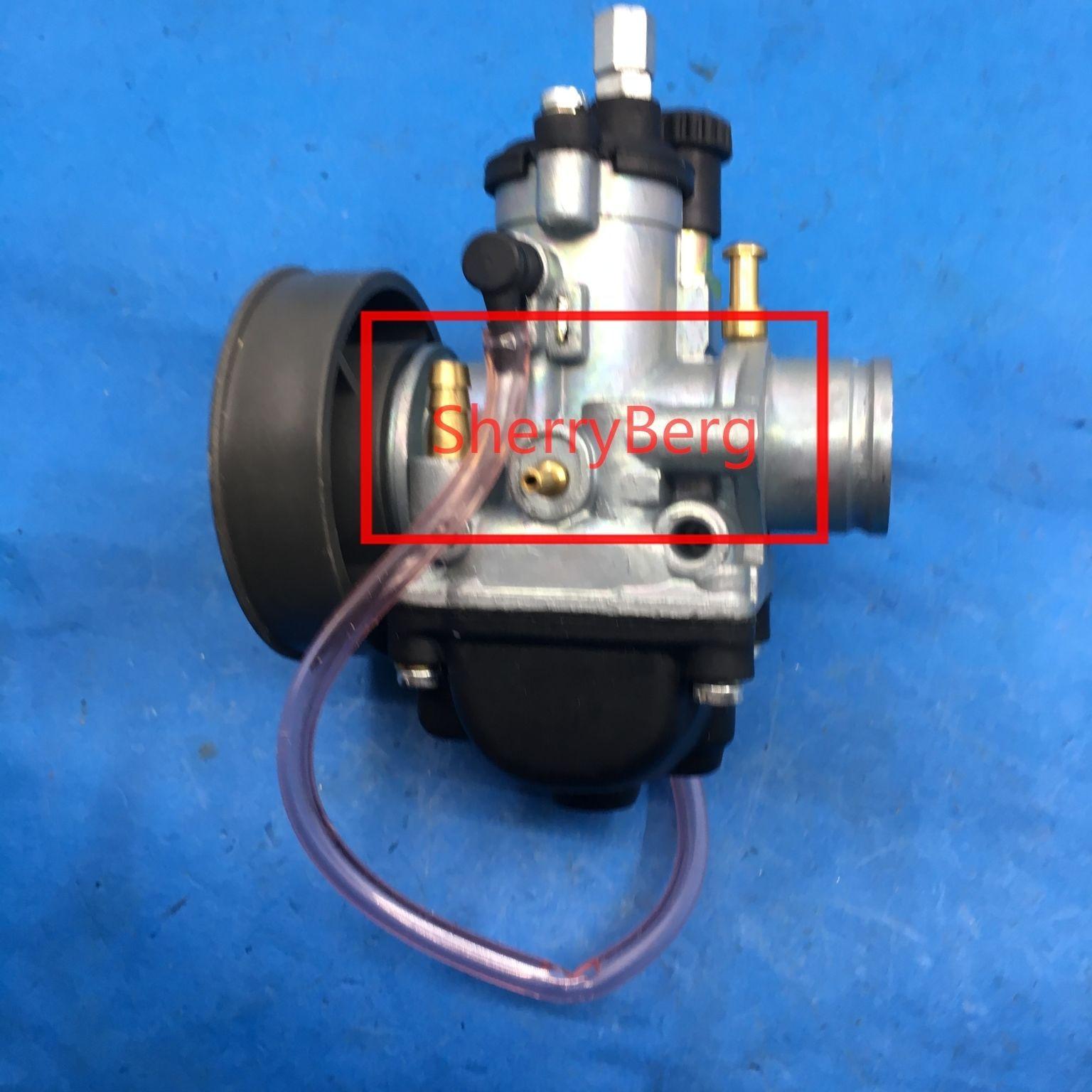 Carbu DELLORTO phbg 21 carburador Booster DELLORTO MODELO MBK Spirit YAMAHA Bws