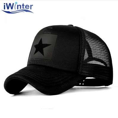IWINTER 2018 дропшиппинг бейсболка для женщин мужчины сетка Cap Snapback шляпа кости регулируемая бейсболка шляпа Оптовая