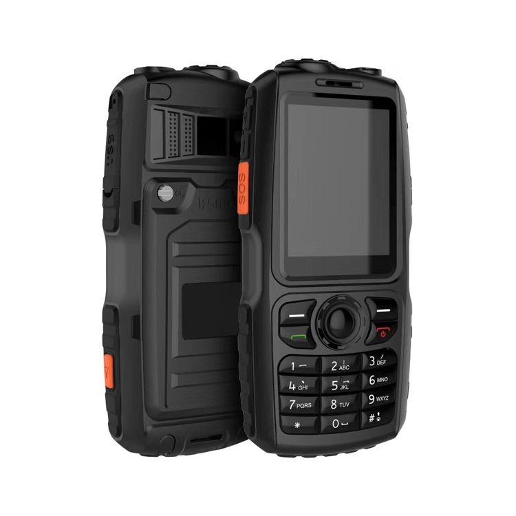 4000mAh Battery Capacity Cell Phones 2.4Inch 64MB Ram 64Mb Rom Mobile Phone A18 Cheap Phone