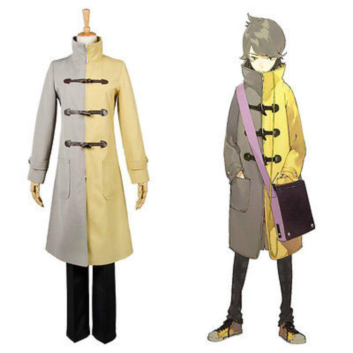 Détails sur Occultic; Nine 9 Costume Yuta Costume Yuta Gamon Manteau Cosplay