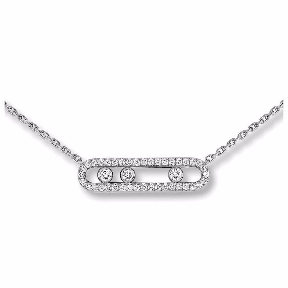 2015 الأزياء الفاخرة الأم قلادة الأبيض نقل حجر الزفاف قلادة طويلة سلسلة جديدة قلادة الطاقة للمرأة