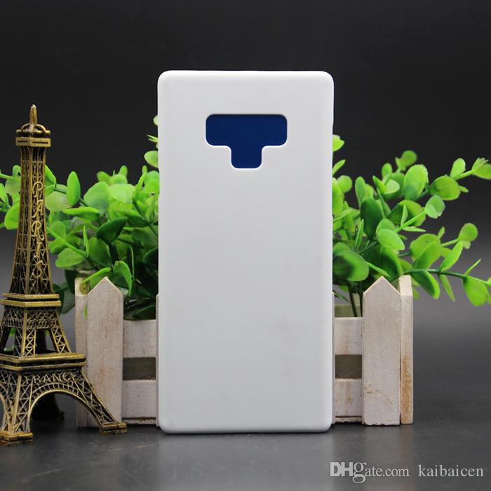 Venta al por mayor 3D sublimación en blanco DIY Case para Samsung Note 9 / Note9 Premium funda