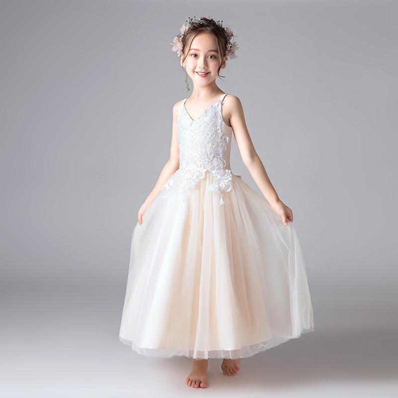 Acheter 1 14ans Ados Filles Robe De Mariage De Princesse Princesse De Noël Dresse Pour Costume De Fête De La Fille Enfants Coton Filles Vêtements