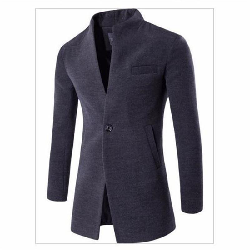 Stil Smart Winter Kleid Redbud0669 07 Herren Koreanischen Großhandel Mäntel 2018 Wolle Von Mode Herren Mantel Mantel Auf Mantel Casual shxCtQdBr