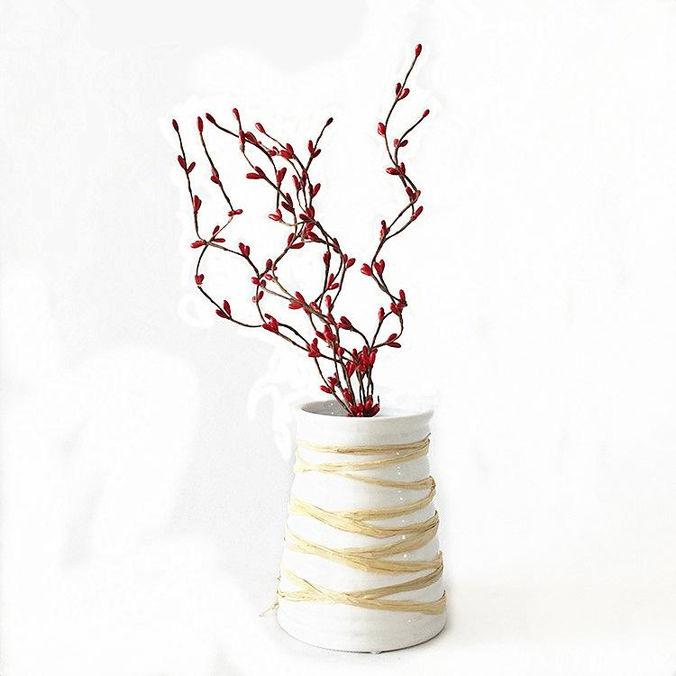 6 Pieces/lot Hot Sale 9 Branch 12 Inch Pip Berry Pick for Floral Centerpieces Free Shipping