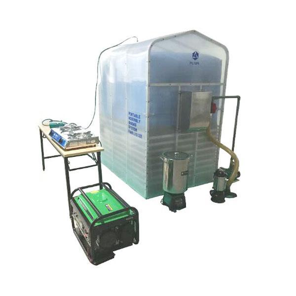 Beliebt Bevorzugt 2019 Domestic Mini Biogas Plant For Green Waste Disposal PUXIN &VV_01